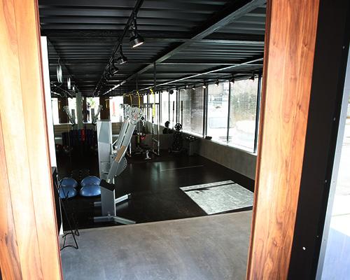 アキシャス トレーニングスタジオの画像